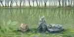 Meditation Reflection -  10x20