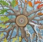 Tree of Life - 24 x 24